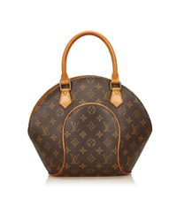 Louis Vuitton Brown Ellipse Handtaschen