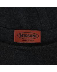 Missoni Black Wool Dress
