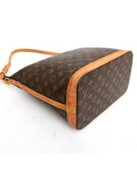 Louis Vuitton Brown Amfar Leinen Handtaschen