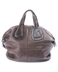 Givenchy Multicolor Nightingale Leder Handtaschen