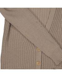 Jersey en cachemira beige Chloé de color Natural