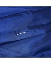 Robe \N en Soie Bleu Martin Grant en coloris Blue
