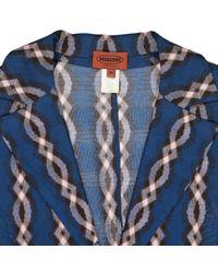 Blazer Missoni en coloris Blue