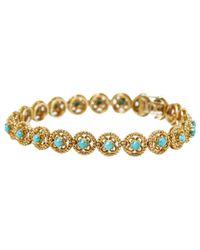 Cartier - Metallic Pre-owned Yellow Gold Bracelet - Lyst