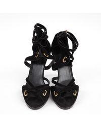 Hermès Black Pumps