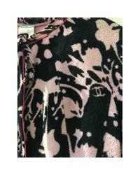 Vest \N en Coton Noir Chanel en coloris Black