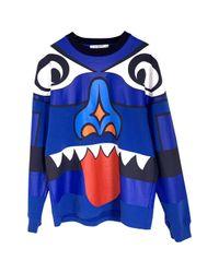 Givenchy Sweatshirt in Blue für Herren