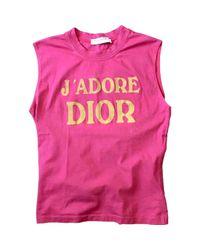 Dior Pink T-shirt