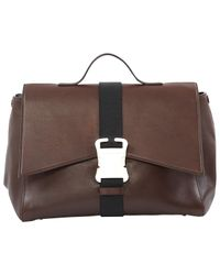 Christopher Kane Brown Leder Handtaschen