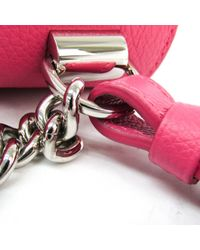 Louis Vuitton Pink Lockme Leder Handtaschen