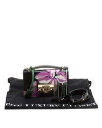 Ferragamo Black Leder Handtaschen