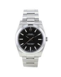 Rolex Oyster Perpetual 39mm Uhren in Metallic für Herren
