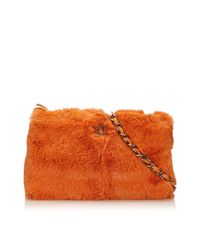 Chanel Orange Handtaschen