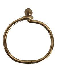 Céline Metallic Dot Bracelet