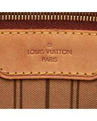 Louis Vuitton Delightful Brown Cloth