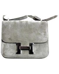 Hermès Multicolor Constance Leder Handtaschen