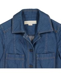 Stella McCartney Blue Denim - Jeans Jacket