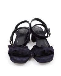 Claudie Pierlot Blue Sandals