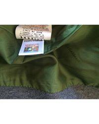 Vest \N en Laine Anthracite Dolce & Gabbana en coloris Multicolor