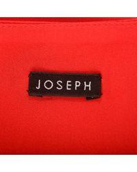 Robe \N en Soie Rouge Joseph en coloris Red