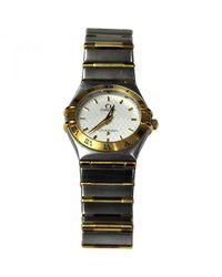 Omega Multicolor Constellation Watch