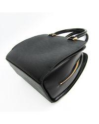 Sac à main Pont Neuf en Cuir Noir Louis Vuitton en coloris Black