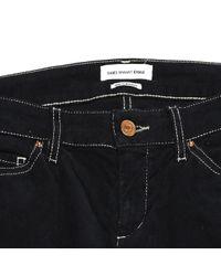 Étoile Isabel Marant Black Velvet Trousers