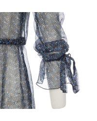 Robes Philosophy Di Lorenzo Serafini en coloris Blue