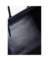 Céline Blue Luggage Phantom Shopper
