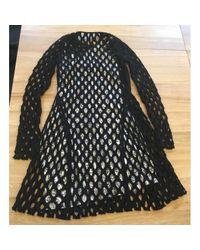 Sonia Rykiel \n Black Wool Dress
