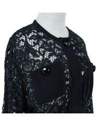 Vest en Coton Noir Louis Vuitton en coloris Black