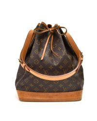 Borse a mano Noé Marrone di Louis Vuitton in Brown