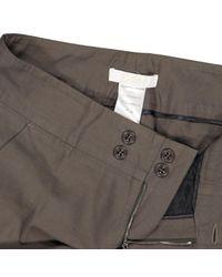 Pantalon droit Chloé en coloris Multicolor