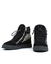 Sneakers Donna di Giuseppe Zanotti in Black