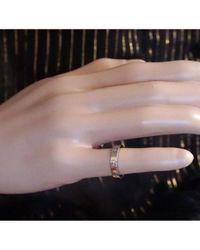 Collar en oro blanco plateado Love Cartier de color Multicolor