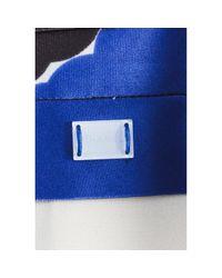 Jupe en Coton Bleu Chanel en coloris Blue