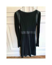 Zadig & Voltaire Green Pre-owned Mid-length Dress
