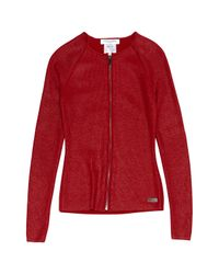 Dior Red Pre-owned Wool Knitwear