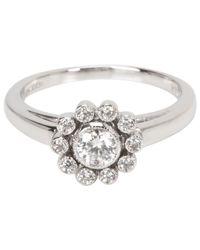 Tiffany & Co Metallic Platin Ringe