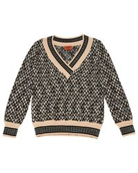 Missoni Black Wool Jumper