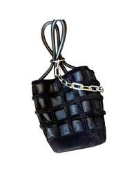 Alexander Wang Black Pre-owned Leather Handbag