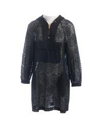 Moschino Blue Mini Kleid