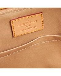 Louis Vuitton Natural Alma Bb Leder Handtaschen