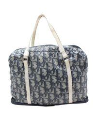 Dior Blue Reisetaschen