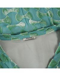 Miu Miu \n Green Viscose Dress
