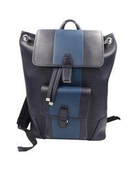 Dior Leder Taschen in Blue für Herren