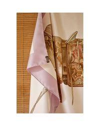 Pañuelos en seda Carré Géant silk Hermès de color Multicolor