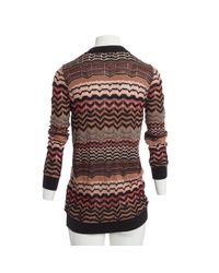 Cardigan M Missoni en coloris Brown