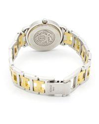 Hermès Metallic Clipper Uhren
