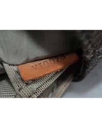 Sac en Toile Kaki Louis Vuitton pour homme en coloris Multicolor